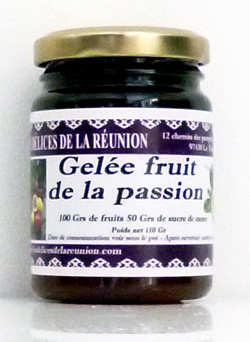 Gelée fruit de la passion